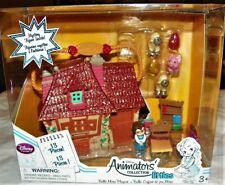 """New"" Disney Store Belle Micro Playset Animators Collection Littles Beauty Beast"