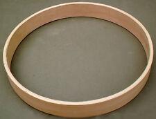 "18"" x 3"" deep. Shaman drum frame Mulberry hoop"