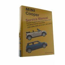 Mini Cooper Bentley Repair Manual (2007-2013)