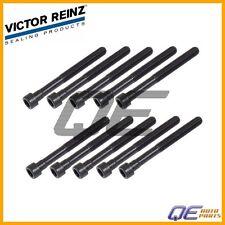 10 Engine Cyl Head Bolt 6159900212 For: Mercedes W114 W116 W123 R126 280SE 300TD