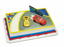 Cars 3 Movie Ahead of the Curve cake decoration Decoset cake topper set