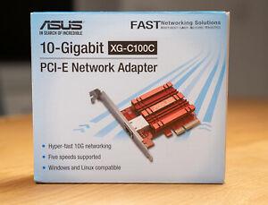 ASUS XG-C100C 10 GBit/s LAN-Adapter