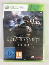 Xbox 360 Quantum Theory (2010), German Version, Brand New & Factory Sealed