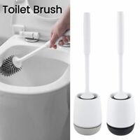 Ensemble Brosse de Toilette Base Nettoyage Toilette WC Salle de Bain Moderne G