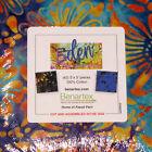 Benartex Eden Batiks Floral Multi Color Cotton Fabric Charm Pack 42 - 5