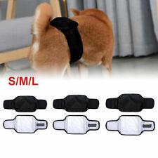 More details for pet diaper female male dog puppy nappy short washable reusable hygiene pants/m/l
