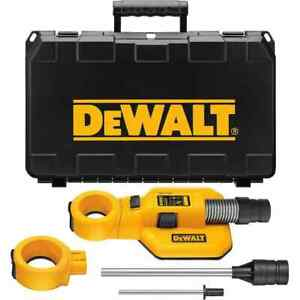 Dewalt Large Hammer Drill Dust Extraction/Collection System. Dewalt #DWH050K