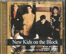 Collections by New Kids on the Block (CD, Apr-2006, BMG (distributor))