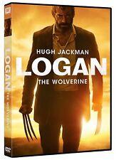 LOGAN - THE WOLVERINE (DVD) - ITALIANO, NUOVO - CON HUGH JACKMAN