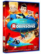 Untitled Disney Animation Project (meet the Robinsons Spain Import See Details