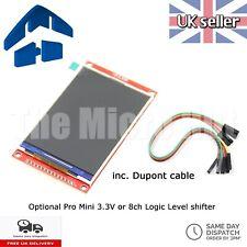 "3.5"" inch TFT LCD 480x320 ILI9488 SPI Display Module for Arduino"