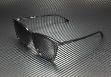 BOTTEGA VENETA BV0251SA 001 Rectangular Square Black Grey 53 mm Men's Sunglasses