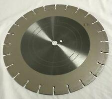"16""x.155 Saw Cutting Blade High Diamond Content Concrete Brick Block Asphalt"