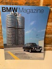 2002  tii BMW  Magazine Bavaria February 2002