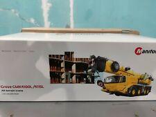 TWH/NZG Manitowoc Grove GMK 4100L Mobile Crane 1:50.