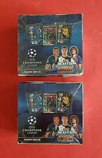 Topps Match Attax Champions League 2019/20 2 Displays je 30 Booster