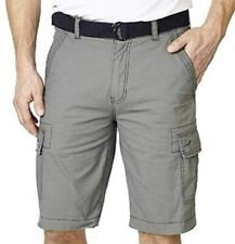 Wear First Men's 685 Legacy Belted Cargo Shorts