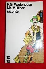 MR MULLINER RACONTE-P.G. WODEHOUSE 10/18