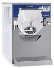 New Carpigiani Lb200g Tronic Batch Freezer Gelato Ice Cream 1 Phase Water Cooled