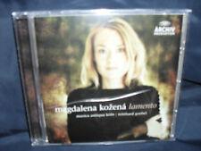 Magdalena Kozena – Lamento  -Musica Antiqua Köln / Reinhard Goebel