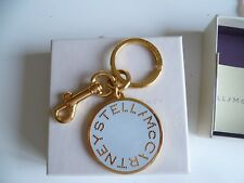 Stella McCartney Designer Bag Charm Keyring  Blue New In Box 100% Authentic
