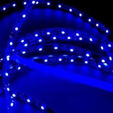 Tiras de luces de interior de color principal azul de baño