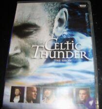 Celtic Thunder The Show (Australia All Region) DVD – Like New