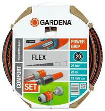 GARDENA Comfort FLEX Schlauch Gartenschlauch 13mm (1/2) 20m Systemteile (18034)