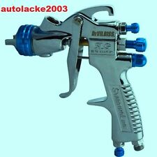 DEVILBISS SLG Lackierpistole 1,3mm Düse für Klarlack/Bassislack + Pistolenfilter