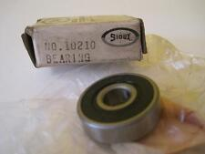FAFNIR 200NPP SIOUX 10210 BALL BEARING 10X30X9 NDH FOR AIR DRILL NEW IN BOX