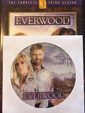 Everwood – Season 3, Disc 1 REPLACEMENT DISC (not full season)