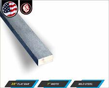 38 X 1 Steel Flat Bar Metal Stock Plain Finish 36 Long 3 Ft