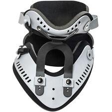 ADJUSTABLE CERVICAL TRACTION COLLAR NECK HEAD  BRACE SUPPORT SIZE 36-42 CM