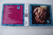 FAUSTO PAPETTI  AMORE 49 A RACCOLTA        /CD