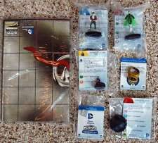 Heroclix DC Superman & La Légion des super-héros complet op Set Kit