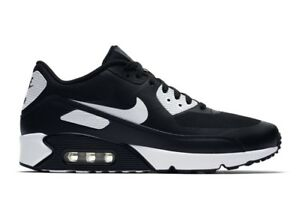 Nike Air Max 90 Ultra 2.0 Essential - UK 7 (EUR 41) Black White New 875695 008
