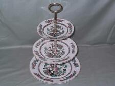 "Royal Grafton ""Indian Tree"" 3-Tier Hostess Cake Plate Stand (V2)"