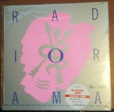 RADIORAMA - THE FIFTH (1991 RECORD, VINYL, LP) KOREAN IMPORT. # FARINA,  RARE