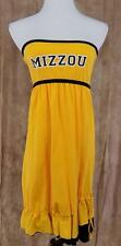 MIZZOU~XL~NEW~Strapless Dress~Klutch Apparel~NWT~Missouri Tigers