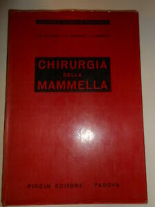 LIBRO: CHIRURGIA DELLA MAMMELLA -SOUTHWICK SLALUGHTER HUMPHREY - PICCIN ED.