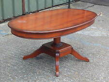 Unbranded Mahogany Hallway Antique Style Tables