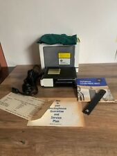 Vintage Westinghouse Steam~Press Valet Iron Hq10 w/Original Carrying Case & Box