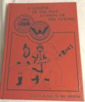Atlanta GA Georgia Bureau Fire Dept Services AFD 1882-1983 Firefighters History