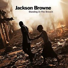 JACKSON BROWNE - STANDING ON THE BREACH: CD ALBUM (October 6th 2014)