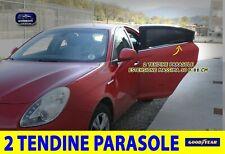 Per Alfa Romeo Giulietta Tendine Parasole Posteriori universali finestrini sole