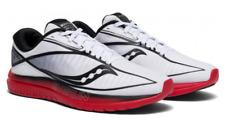 Saucony Kinvara 10 Size US 9 M (D) EU 42.5 Men's Running Shoes White S20467-3
