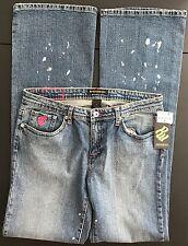 Rocawear Juniors Authentic Denim Jeans Distressed Size 11(UBJJRW)