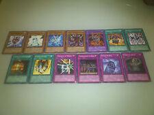 YU-GI-OH! TODAS LAS CARTAS COMUNES JADEN YUKI 3 EN ESPAÑOL NUEVAS YUGIOH!