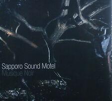 CD SAPPORO SONIDO MOTEL - musique noir, nuevo - embalaje original