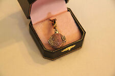 NIB Juicy Couture Charm Pave Blowfish **MISSPELLED** RARE COLLECTIBLE